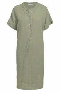 By-Bar | otty dress | Groen