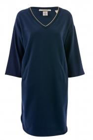 Maison scotch 140924 Blauw