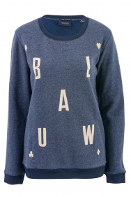 Maison scotch 138452 Blauw