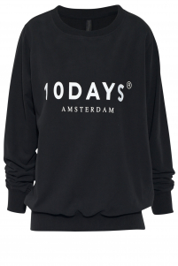 10 Days   25-800-9900   Zwart