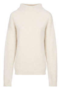 By-Bar | moss pullover | Beige