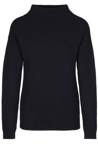 By-Bar | moss pullover | Blauw