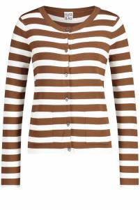 Kyra & Ko   rhone stripe-s21   Bruin