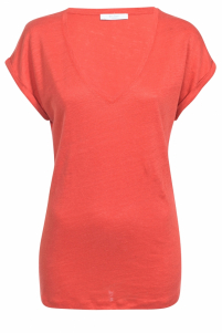 By-Bar | mila top | Rood