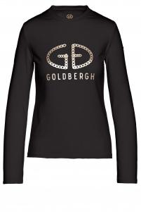 Goldbergh | chain | Zwart