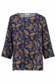 L.O.E.S. by Studio Anneloes Bella leaf shirt