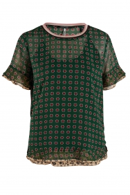 Maison scotch 146512 Groen