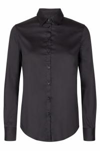 Mos Mosh   martina blouse   Zwart