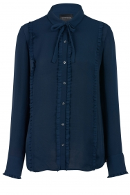 Maison scotch 146322 Blauw