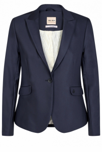 Mos Mosh | blake night blazer | Blauw