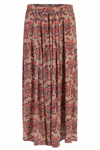 By-Bar lien lotus skirt
