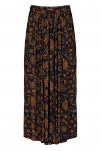 By-Bar | lien golden skirt | Blauw
