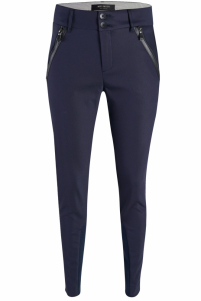 Mos Mosh | milton pants | Blauw