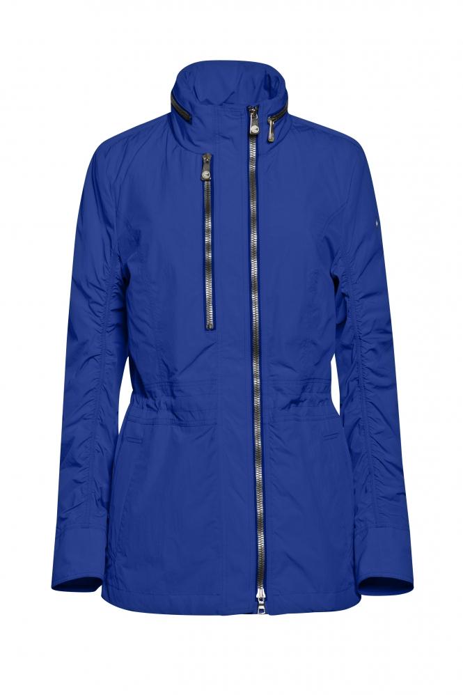 Creenstone jas blauw