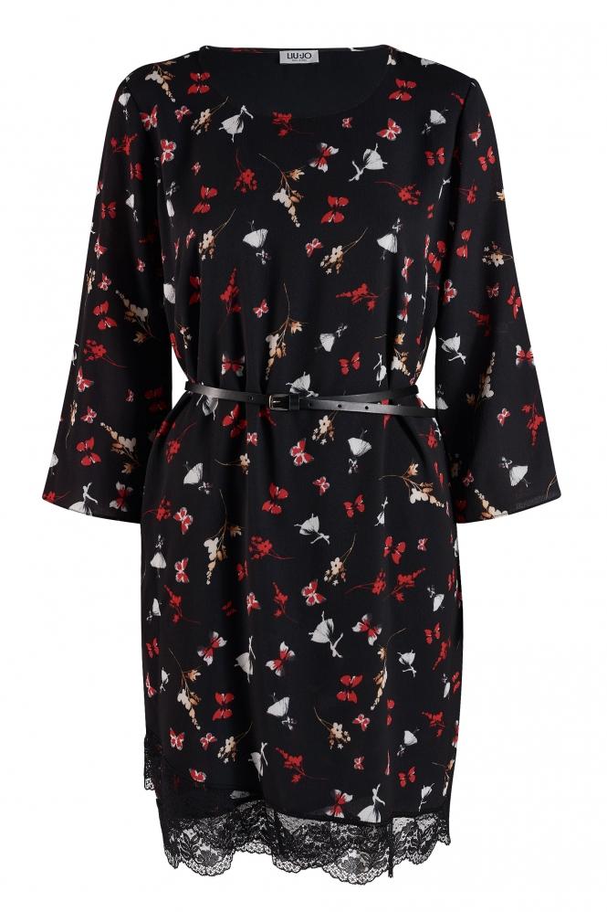 Liu Jo jurk zwart