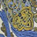 Geisha 11374-60 Blauw