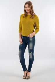 Yoga Jeans classic rise cropped